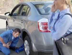 Tire Change | Roadside Services